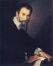 Portrait of claudio monteverdi 1640
